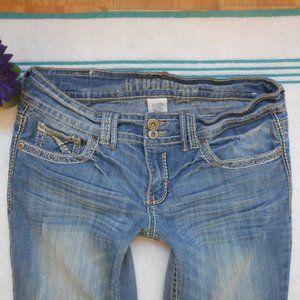 HYDRAULIC Jeans Capri Denim Size 13/14